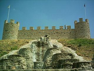 Şereflikoçhisar District in West Anatolia, Turkey
