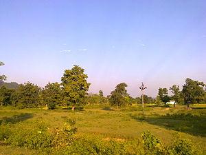 Kanker, Chhattisgarh - Image: Kanker outskirts