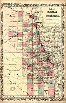 Kansas-Nebraska Act – Wikipedia