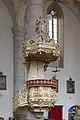 Kanzel in der Pfarrkirche Maria Himmelfahrt (Völs am Schlern).JPG