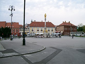Kaptol, Zagreb - Kaptol