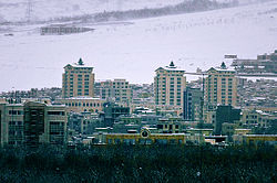 Karaj City in Winter.jpg