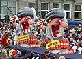 Karnevalswagen Klischee Wirklichkeit 2007.jpg