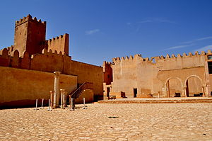Kasbah - Kasbah of Sfax, Tunisia.