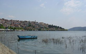 Lake Orestiada - near Kastoria