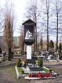 Katowice - Józefowiec - Cmentarz - ks. Józef Stokowy.JPG