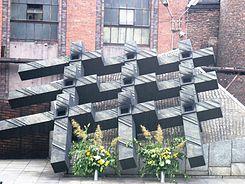 Katowice pomnik górników kopalni Wujek (2).jpg
