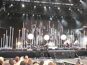 Isle of Wight Festival 2007 - Keane.