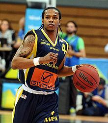 Keddric Mays Scafati Basket  Jpg
