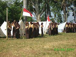 Outbound Lembang - Berkemah