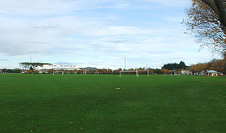 Kensington Oval, Dunedin - Kensington Oval (formerly the South Dunedin Recreation Ground)