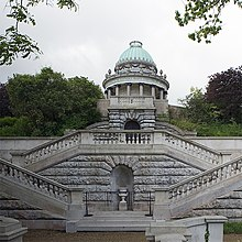 The Ss Of Kent S Mausoleum
