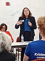 Kenzie Bok at September 18 2019 Boston City Council candidates' forum 03.jpg