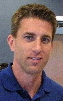 Kevin Burkhardt, April 2009 cropped.jpg