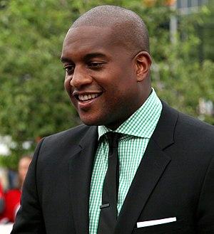 Kevin Weekes - Kevin Weekes in 2012