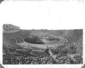 Kezar Stadium - Original Kezar Stadium