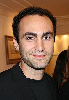 Khalid Abdalla British-Egyptian actor