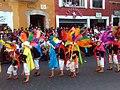 Kids of San Juan Totolac in Carnival of Tlaxcala 2017.jpg