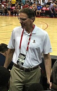 Kiki VanDeWeghe American basketball player, coach, executive