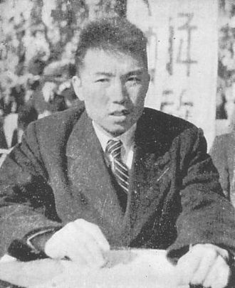 Sinuiju incident - Kim Il-sung in 1946