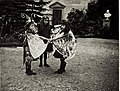 Kinderfest 04.10.1916, im Hof des Fürstbischöflichen Palais, in Anwesenheit des Fürstbischofs und Exzellenz von Roth. (BildID 15576068).jpg
