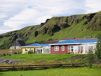 Laki - Kirkjubaejarklaustur, a village in South Iceland, was the home of Jón Steingrímsson  (1728 – 1791), who left contemporary accounts of the effects of the eruption, which was nearby. His reports are extensively quoted in the book Island on Fire.