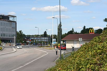 How to get to Kirkkonummi with public transit - About the place