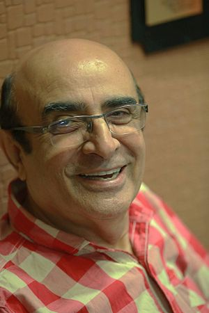 Kishore Namit Kapoor - Kishore Namit Kapoor, actor and acting trainer based in Mumbai, India