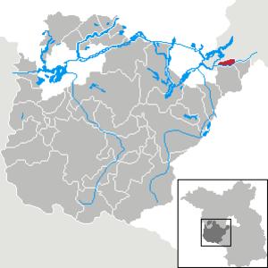 Kleinmachnow - Image: Kleinmachnow in PM