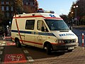Kołobrzeg - Ambulans -Mercedes Benz Sprinter - ZKL 01272 - 2015-11-09 12-30-01.jpg