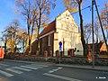 Kościół, św. Michała Archanioła w Kcyni. Widok z Rynku - panoramio.jpg