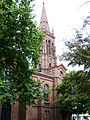 Kościół ewangelicki, ob. rzym.-kat. par. pw. Świętych Piotra i Pawła, 1872-1876 (38).JPG