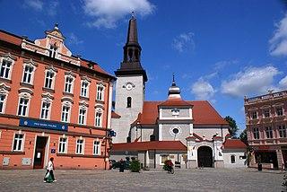 Jarocin Place in Greater Poland Voivodeship, Poland