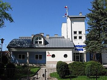 Polski: Kapitanat Portu Kołobrzeg