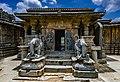 Koravangala Shri Bucheswara Temple - Primary Entrance from the North.jpg