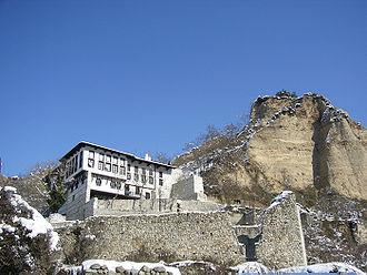Melnik, Bulgaria - Image: Kordopulovakasta