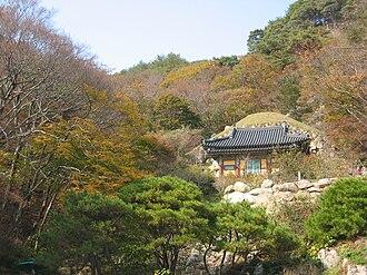 Seokguram - Image: Korea Gyeongju Seokguram 13