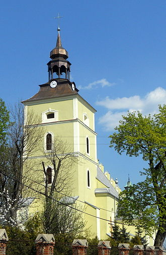 Lelów - Saint Martin Church