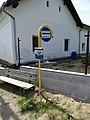 Kosova Hora, žel. st., autobusová zastávka.jpg