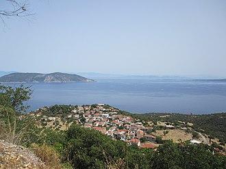 Kounoupitsa - View of Kounoupitsa
