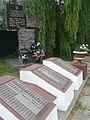 Krasylivka - World War II common grave 2.jpg