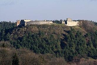 Kremenets Castle - Image: Kremenets. Castle 2