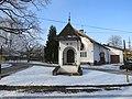 Kreuzwegstation, vor Gramme-Allee 3, 4690 Schwanenstadt.jpg