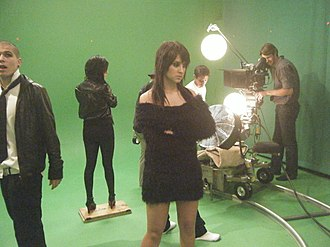 Kudai - Kudai music video making of in 2008