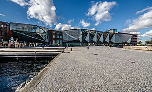 Helsingør City Museum - Kulturværftet, home to the Dockyard Museum
