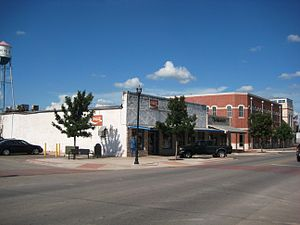 Kyle, Texas - Downtown Kyle
