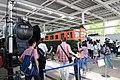 Kyoto railway museum promenade rolling stock part 2.JPG