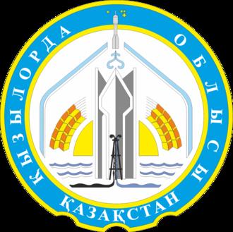 Kyzylorda Region - Image: Kyzylorda province seal