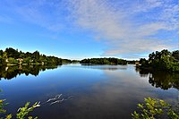 L'étang de Brach, commune de saint Priest de Gimel.jpg