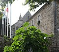 Léhon Abbatiale Saint-Magloire vue de la Pl d'Abstatt.jpg